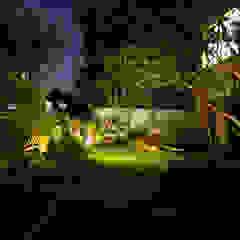 서래마을 아델스빌 모던스타일 정원 by 폴앤블랭크 모던