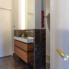 Roaring Twenties Eclectische badkamers van Masters of Interior Design Eclectisch