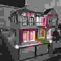 od Hardik Soni Architects Azjatycki