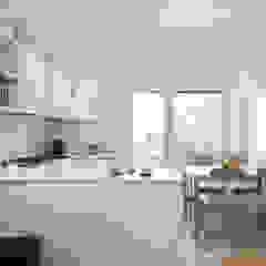 Casa di V di zero6studio - Studio Associato di Architettura Moderno