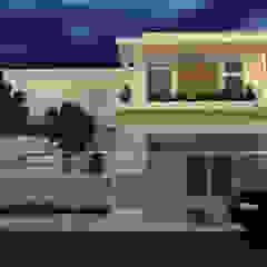 SOL Corp Oleh Code ArchitecTeam Studio Modern Batu Bata