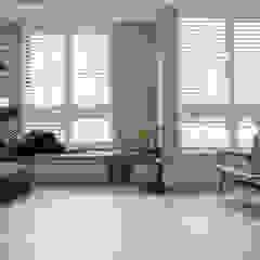Puertas y ventanas escandinavas de 耀昀創意設計有限公司/Alfonso Ideas Escandinavo