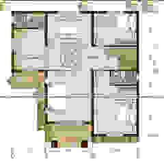 BIỆT THỰ TÂN CỔ ĐIỂN - HƯNG YÊN bởi Công ty CP kiến trúc và xây dựng Eco Home