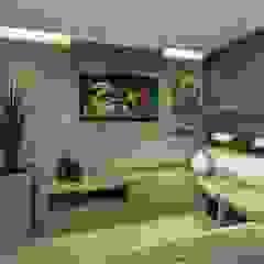 Mediterranean style media rooms by Onix Designers Mediterranean