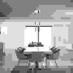 A primeira casa da S&N Salas de jantar ecléticas por Alma Braguesa Furniture Eclético MDF