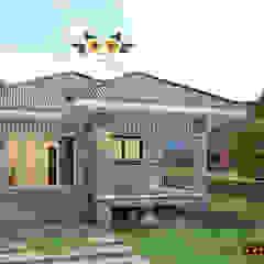 de แบบบ้านออกแบบบ้านเชียงใหม่ Ecléctico Concreto