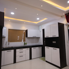by Enrich Interiors & Decors Asian Plywood