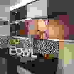 BEVERLY - Apartment Tipe Studio B Dapur Modern Oleh POWL Studio Modern