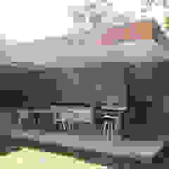 من m2 estudio arquitectos - Santiago تبسيطي خرسانة مسلحة