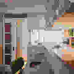 Scandinavian style study/office by 耀昀創意設計有限公司/Alfonso Ideas Scandinavian
