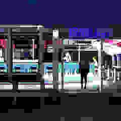 Outdoor Cafe Proposal 根據 Kori Interiors