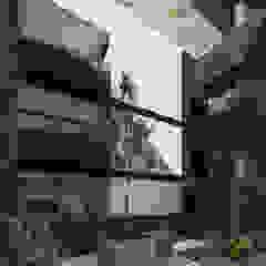 Modern Balkon, Veranda & Teras WERHAUS ARQUITECTOS Modern