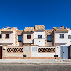 Maisons méditerranéennes par Idearte Marta Montoya Méditerranéen