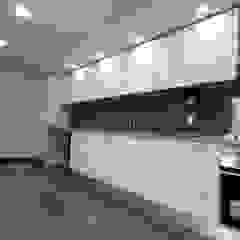 Moradia T5 Alverca Cozinhas campestres por EU LISBOA Campestre