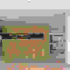 CLÍNICA MAXIMUS Clínicas minimalistas por Rsai Arquitetura Minimalista