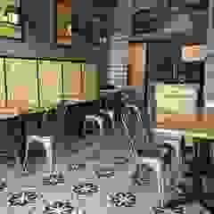 Estudio Chipotle Industrial style gastronomy Concrete Grey