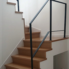 株式会社ディオ Stairs Iron/Steel Black