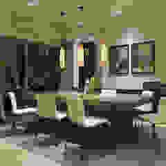 CODIAN CONSTRUCTORA Minimalist dining room