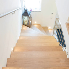 Engineered Ash Wood For Floors and Stairs by Unique Bespoke Wood Scandinavian Wood Wood effect