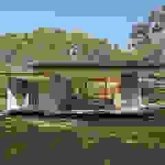 058軽井沢Hさんの家 の atelier137 ARCHITECTURAL DESIGN OFFICE クラシック タイル