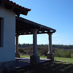 Vivienda en Algodon - Lote E26 de Azcona Vega Arquitectos Colonial
