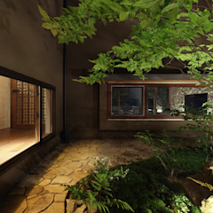 by Studio tanpopo-gumi 一級建築士事務所 Modern