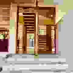 by RFoncerrada arquitectos Minimalist Concrete