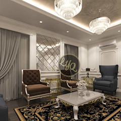 Interior Design classic Ruang Keluarga Klasik Oleh PT. Leeyaqat Karya Pratama Klasik