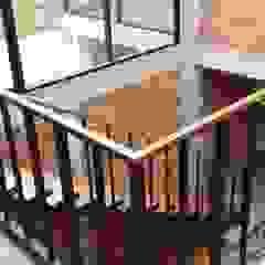 van Creer y Crear. Arquitectura/Diseño/Construcción Eclectisch Hout Hout