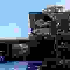 Casas de estilo industrial de 塚野建築設計事務所 Industrial Metal