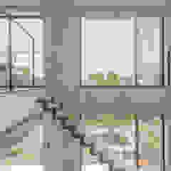 HU 厂型の屋根の家 の 塚野建築設計事務所 インダストリアル