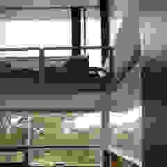 توسط AIGI Architect + Associates آسیایی چوب Wood effect