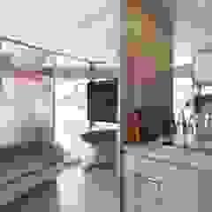 Asian style hospitals by 福璽設計事業有限公司 Asian