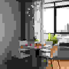 FISHEYE Architecture & Design Livings de estilo minimalista