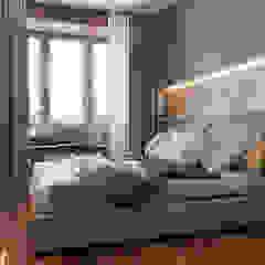 FISHEYE Architecture & Design Dormitorios de estilo minimalista