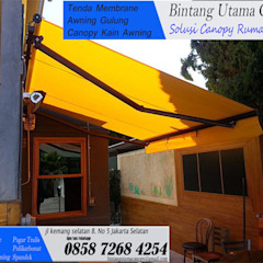 Minimalist hotels by Bintang Utama Canopy Minimalist