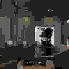 التجمع الاول - القاهرة الجديدة من Mockup studio حداثي