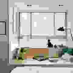 توسط MSBT 幔室布緹 مدرن چوب Wood effect