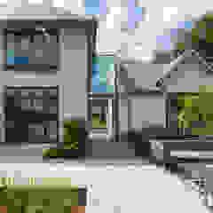 Effingham de IQ Glass UK Moderno Aluminio/Cinc