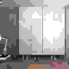 zita DormitoriosAccesorios y decoración Derivados de madera Blanco