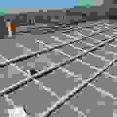 por Recasa, reformas y rehabilitaciones en Marbella Mediterrâneo de madeira e plástico