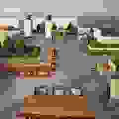 K'ANKA Varandas, alpendres e terraços modernos