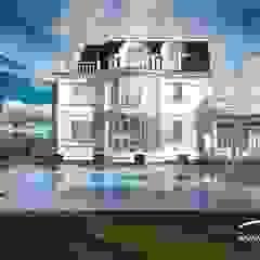 Bornova S-S Evi Villa ARCHMY Mimarlık Klasik