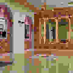 Stamina Yapı Mim.Müh.Dek.İnş.Nak.San.Tic.Ltd.Şti. Oficinas y tiendas de estilo rústico Compuestos de madera y plástico Rojo