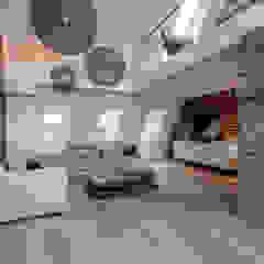 Wohnhaus Köln, Pfannes & Virnich Moderne Wohnzimmer von Sebastian Hopp PHOTOGRAPHY Modern