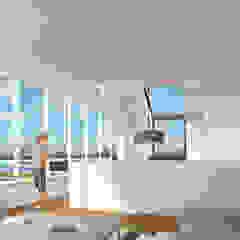 ECO architecten Modern Living Room