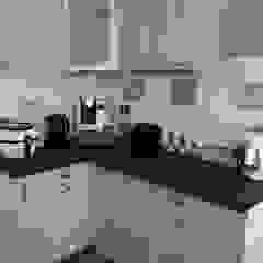 CS Déco Design Muebles de cocinas Madera Beige