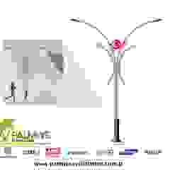 の palmiye aydınlatma 地中海 アルミニウム/亜鉛