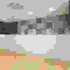 Acondicionamiento de salón de actos en Hotel Escuela Salones de eventos de estilo moderno de PROYECTA ARQUITECTURA INTERIOR Moderno