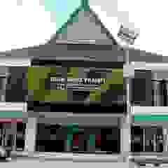 10 Gambar Desain Taman Vertikal (Vertical Garden) Bangunan Kantor Modern Oleh Tukang Taman Surabaya - flamboyanasri Modern